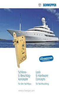 Schwepper Yacht catalog