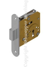 Small mortise door locks brass with traditional key