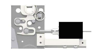 5. Sensorics hub lock