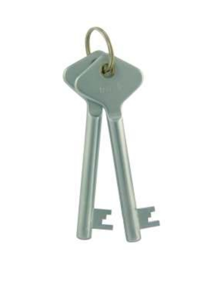 Info on keying for cabinet locks with key