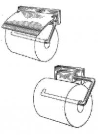 Papierrollenhalter